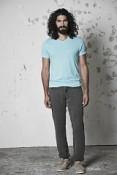 tričko Vince v tyrkysové barvě