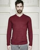 tričko VOLKER v oříškové barvě