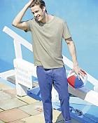 tričko Marc v šedohnědé barvě