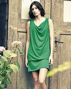 šaty Leticia ve smaragdové barvě
