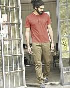 tričko HOWARD v šípkové barvě