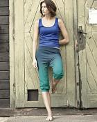 kalhoty Summer v barvě ink