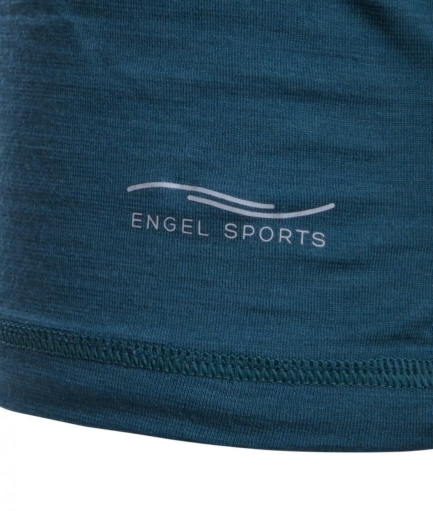 4846ccd3c6 Pánské sportovní tričko s kr. rukávy z bio merino vlny a hedvábí ...