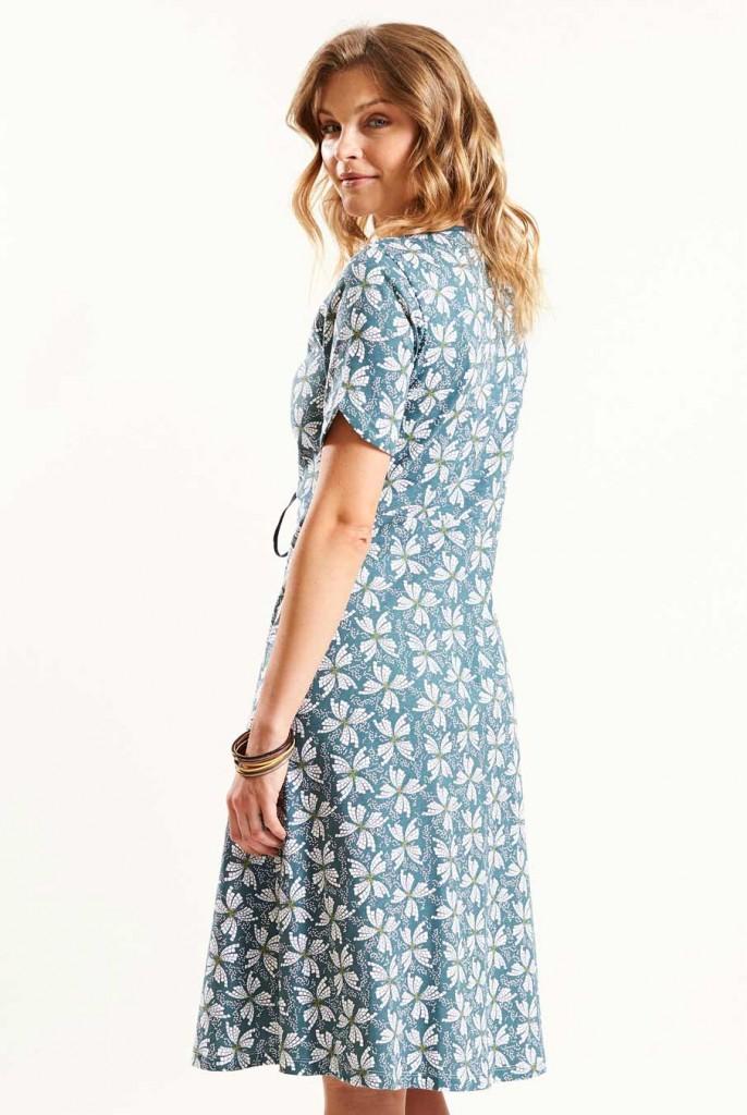 99ace181489 PAPILLON dámské letní šaty ze 100% biobavlny 30denni garance vraceni ...