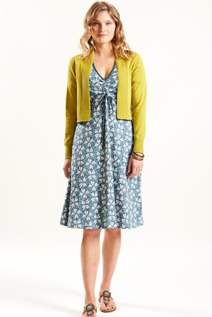 9ffd238ea746 PAPILLON dámské letní šaty ze 100% biobavlny 30denni garance vraceni ...
