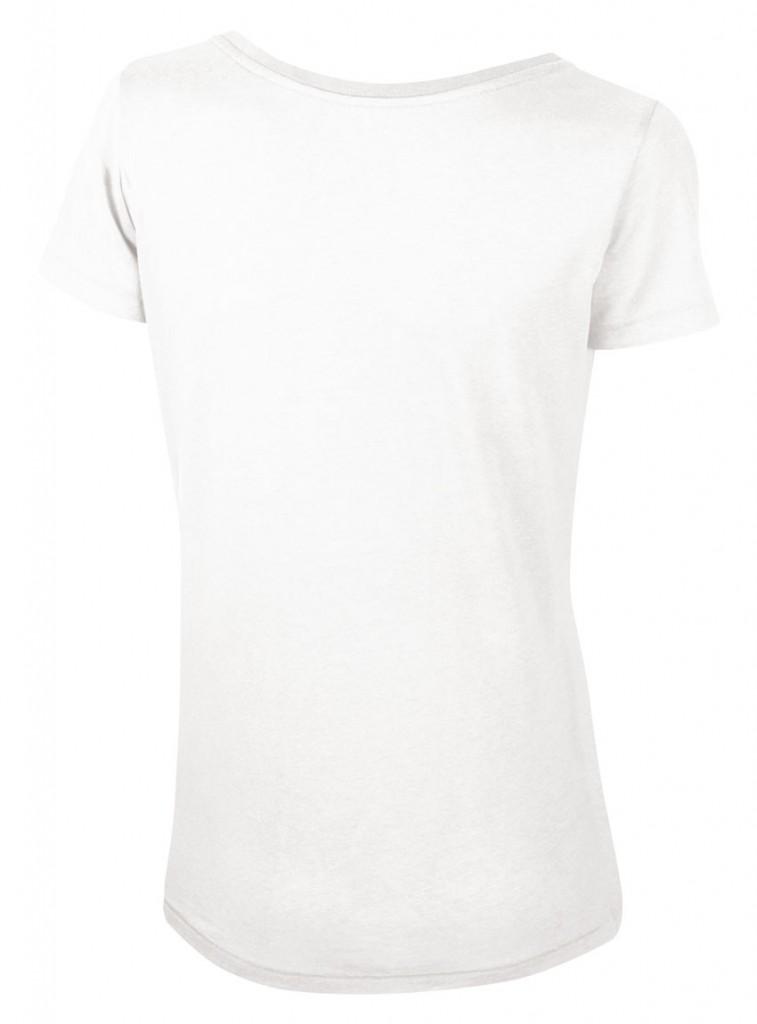 STELLA LOVES MODAL Dámské tričko z modalu a biobavlny - bílá. 4 obrázky v  galerii 439016607d