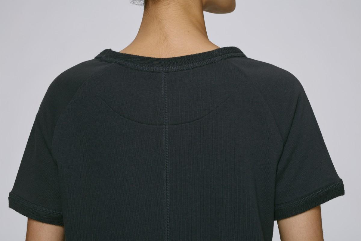 Stella TENDERS dámské šaty z biobavlny - černá. 6 obrázků v galerii 198762768c2
