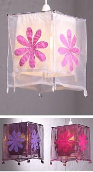 FLOWER - lampové stínidlo - různé barvy