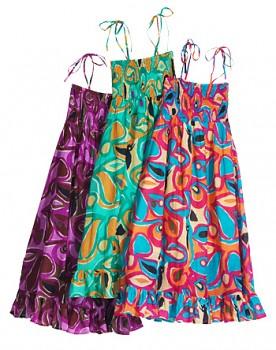 RETRO dámské letní šaty