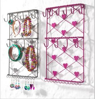 HEART Závěsný stojan na šperky