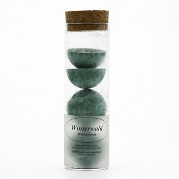 Kapsle do aromalampy - zimní les