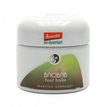 Bio Balzám na nohy Baobab Martina Gebhardt - 50 ml