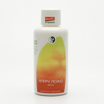 Bio pleťové tonikum Happy Aging Martina Gebhardt - 100 ml