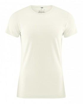 OTTO pánské tričko z biobavlny a konopí - přírodní