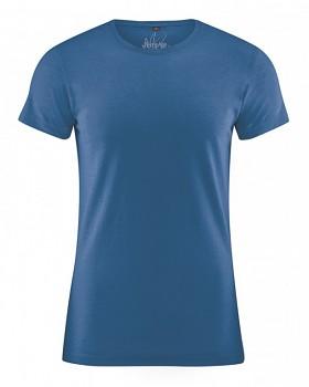 OTTO pánské tričko z biobavlny a konopí - modrá sea