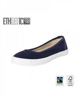 Ethletic Fair Dancer Classic balerinky - modrá ocean