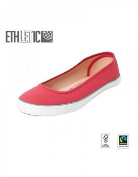 Ethletic Fair Dancer Collection balerinky - růžová lipstick