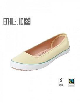 Ethletic Fair Dancer Collection balerinky - žlutá frozen