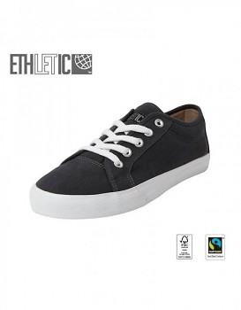 Ethletic Fair Skater Collection tenisky - tmavě šedá pewter