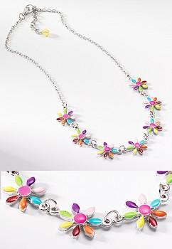 MIRAMAR květinkový náhrdelník