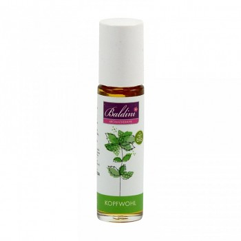 Taoasis aroma roll-on Baldini - svěží hlava 10 ml