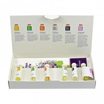 Taoasis sada mini bio parfémů Mytao 6 x 1,5 ml