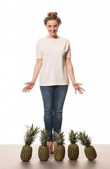 Hempline MARINE dámský top s krátkými rukávy - přírodní