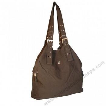 """BAG Dámská taška """"shopper"""" z konopí a biobavlny"""