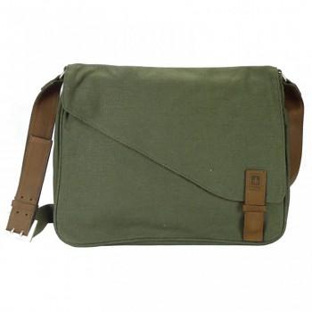 WALLET A4 taška přes rameno z konopí a biobavlny