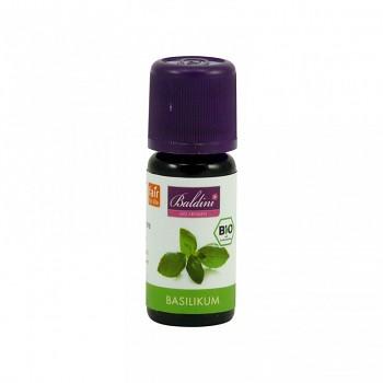 Taoasis bio esenciální olej bazalka (potravinářská kvalita) - 10 ml