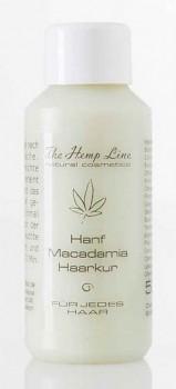 HempLine konopná vlasová kůra s makadamii - 50 ml