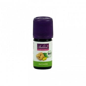 Taoasis bio esenciální olej zázvor (potravinářská kvalita) - 5 ml