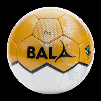 Fairtrade fotbalový míč BALA PRO - velikost  5