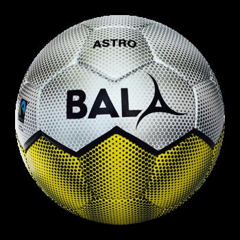 Fairtrade fotbalový míč BALA ASTRO - velikost 5