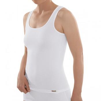 Comazo Earth Dámská košilka z biobavlny - bílá
