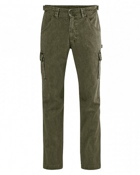 CARGO pánské kalhoty z konopí a biobavlny - khaki wolf