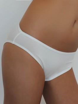 HIP dámské kalhotky (knickers) z biobavlny - bílá