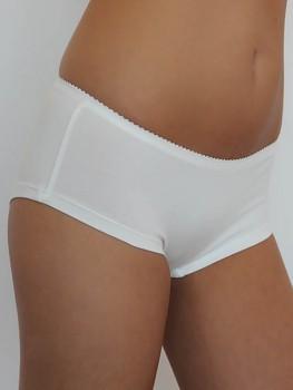 Dámské kalhotky (panty) z biobavlny - přírodní