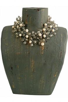 SMOKE perlový náhrdelník