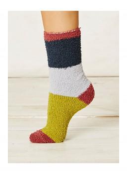 WIMBORNE dámské ponožky z recyklovaného polyesteru - navy