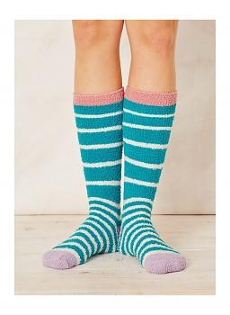 BANGORA dámské ponožky z recyklovaného polyesteru - nefritová