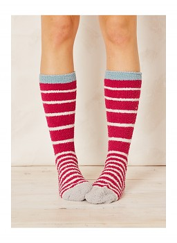 BANGORA dámské ponožky z recyklovaného polyesteru - rose