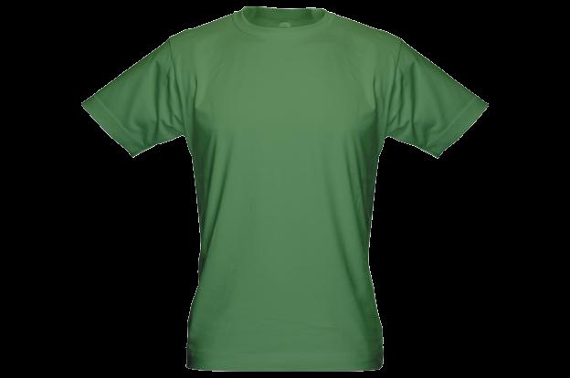 c3b735eaa8 Pánské bambusové tričko zelené 30denni garance vraceni zbozi logo ...