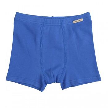 Comazo chlapecké boxerky ze 100% biobavlny - světle modrá see