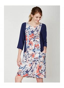 CLEMENCE dámské šaty ze 100% tencelu
