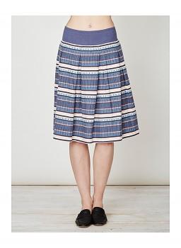 ABIGAIL dámská sukně z konopí a rayonu