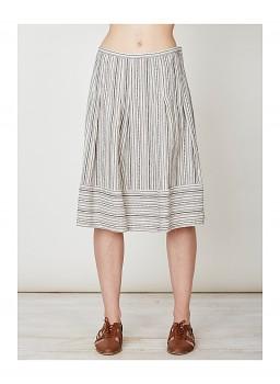 HETTIE dámská sukně z konopí a biobavlny