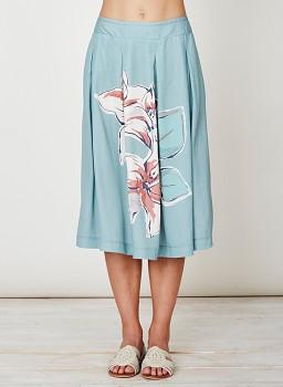 FLORIDA dámská sukně ze 100% tencelu
