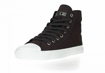 Fair Trainer white cap Hi cut Collection tenisky - pewter grey/just white