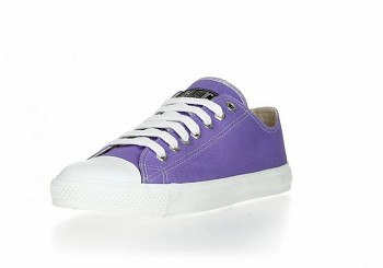 Fair Trainer White Cap Lo cut Collection tenisky - purple rain/just white